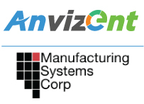 Anvizent Partner with Manufacturing Systems Corp