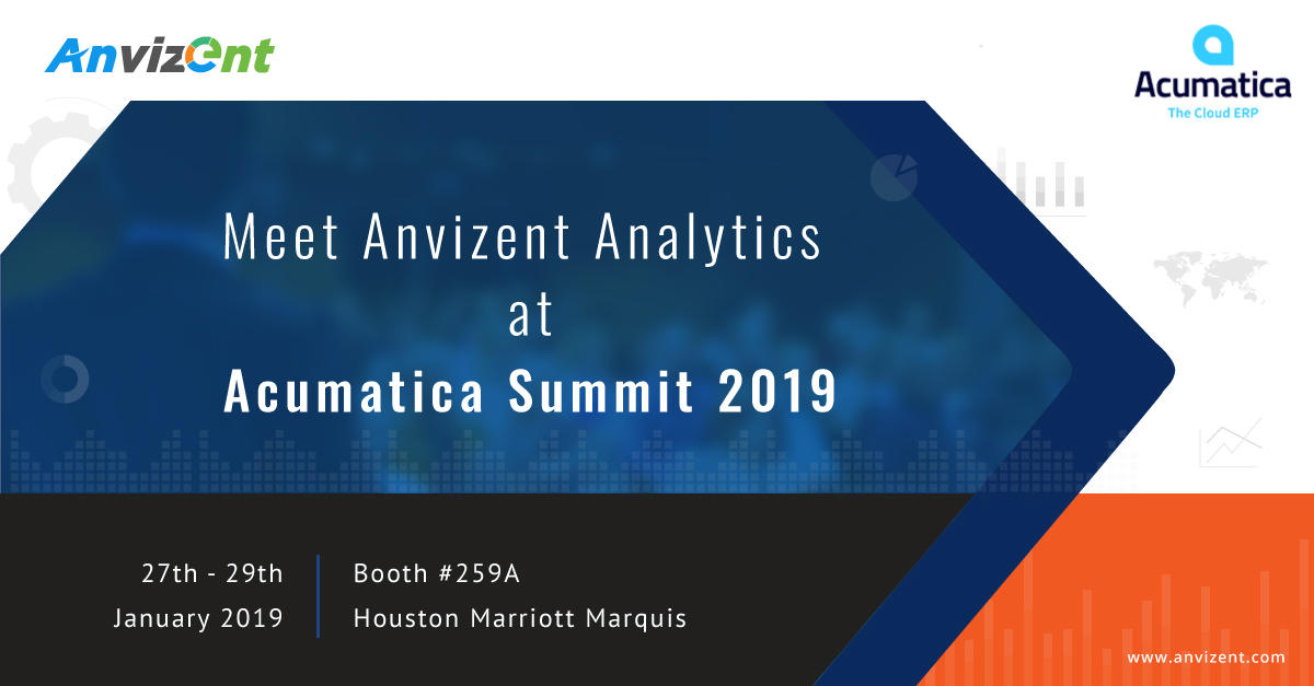 Team Anvizent at Acumatica Summit 2019